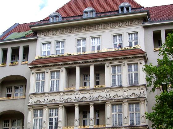 Bankverein Gesundbrunnen