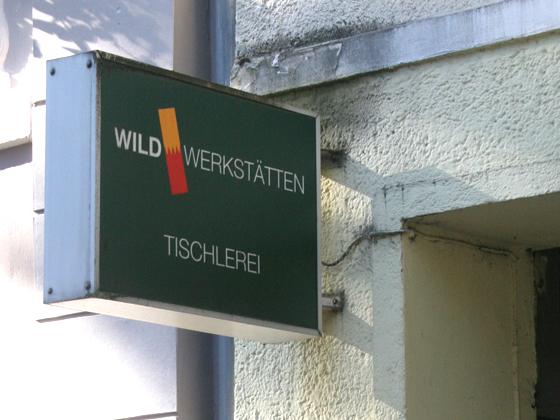 Wild-Werkstätten