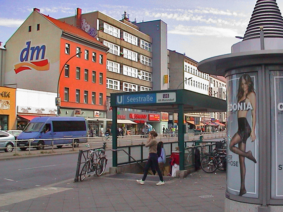 Ecke Seestraße