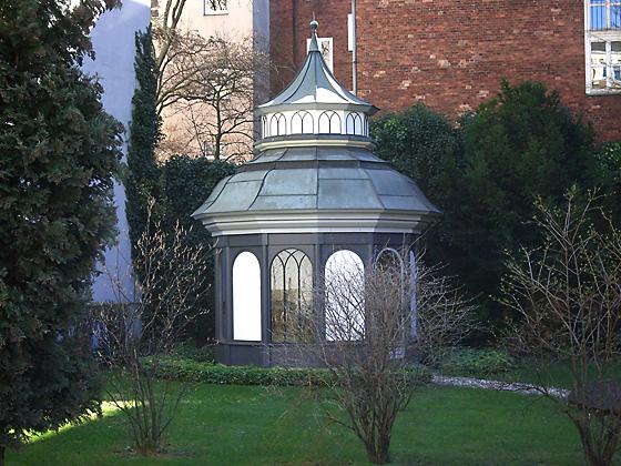 Brunnenhaus Gesundbrunnen
