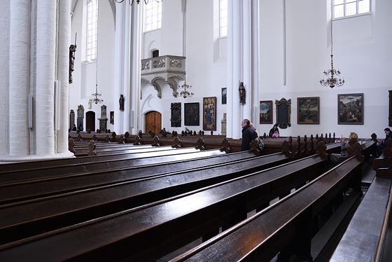 Marienkirche - Innenraum